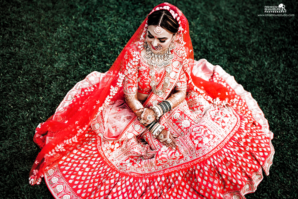 Everything You Need To Know About Bridal Dupattas!