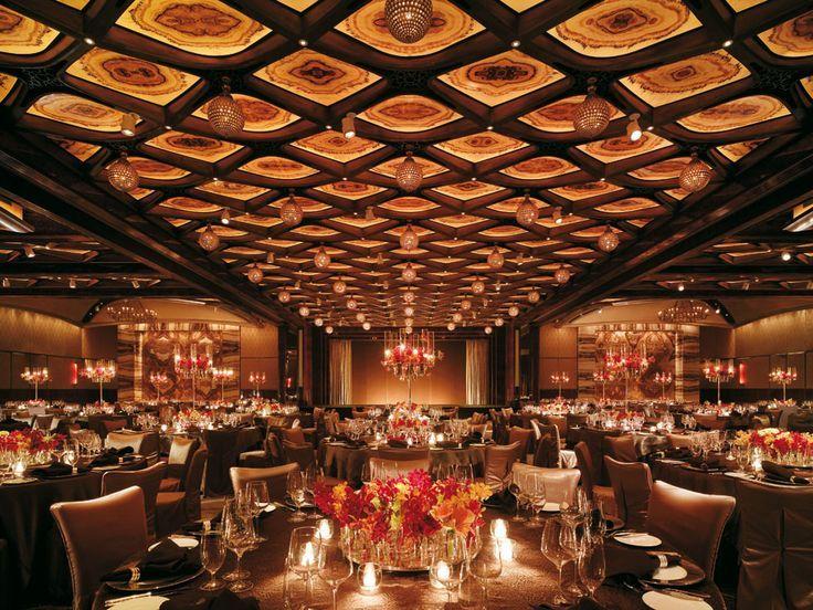 Wedding Halls Macau Restaurant Design Boutique Hotels Banquet Wilson Associates Room Decor Places Beverage