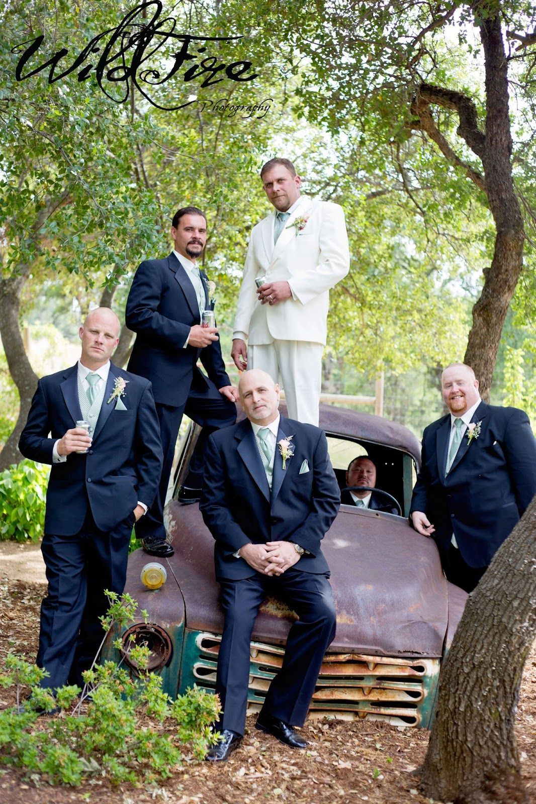 Wildfire Weddings