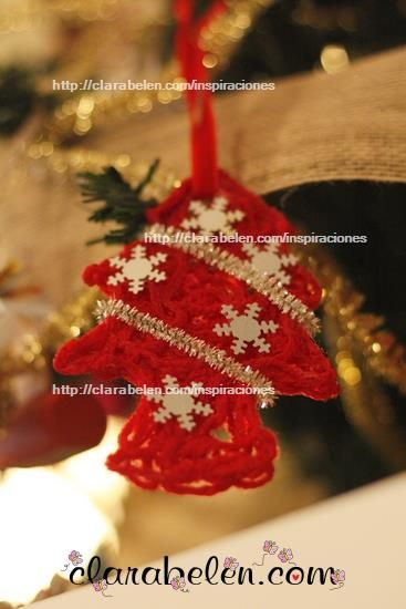 Manualidades para ni os rbol de navidad hecho con lana for Arbol de navidad manualidades para ninos