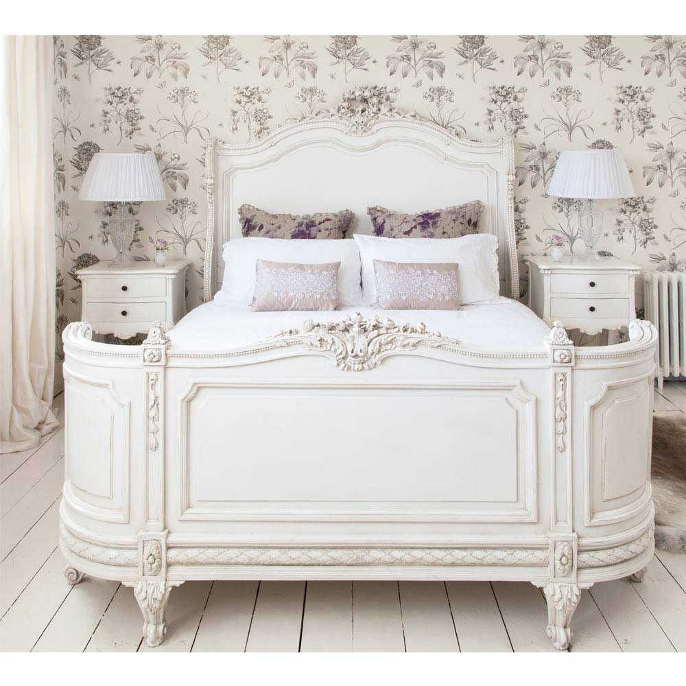 Provencal Bonaparte French Bed King  French Bed Bedrooms And Alluring French Bedroom Set Inspiration Design
