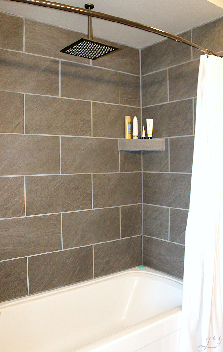 Diy How To Tile Shower Surround Walls Tub To Shower Remodel