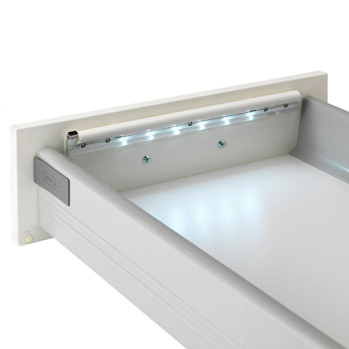 New ikea led lamp for illuminating storage drawers di - Ikea iluminacion interior ...