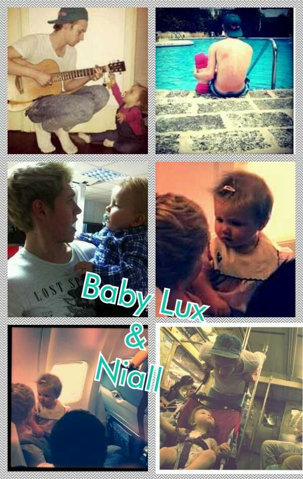 lux and niall
