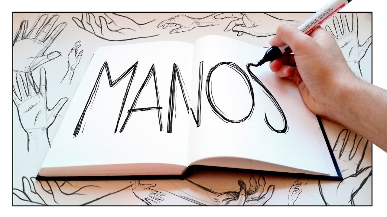 10 Trucos Para Dibujar Manos Kaos Trucos Para Dibujar Dibujos De Palomas Como Dibujar Manos