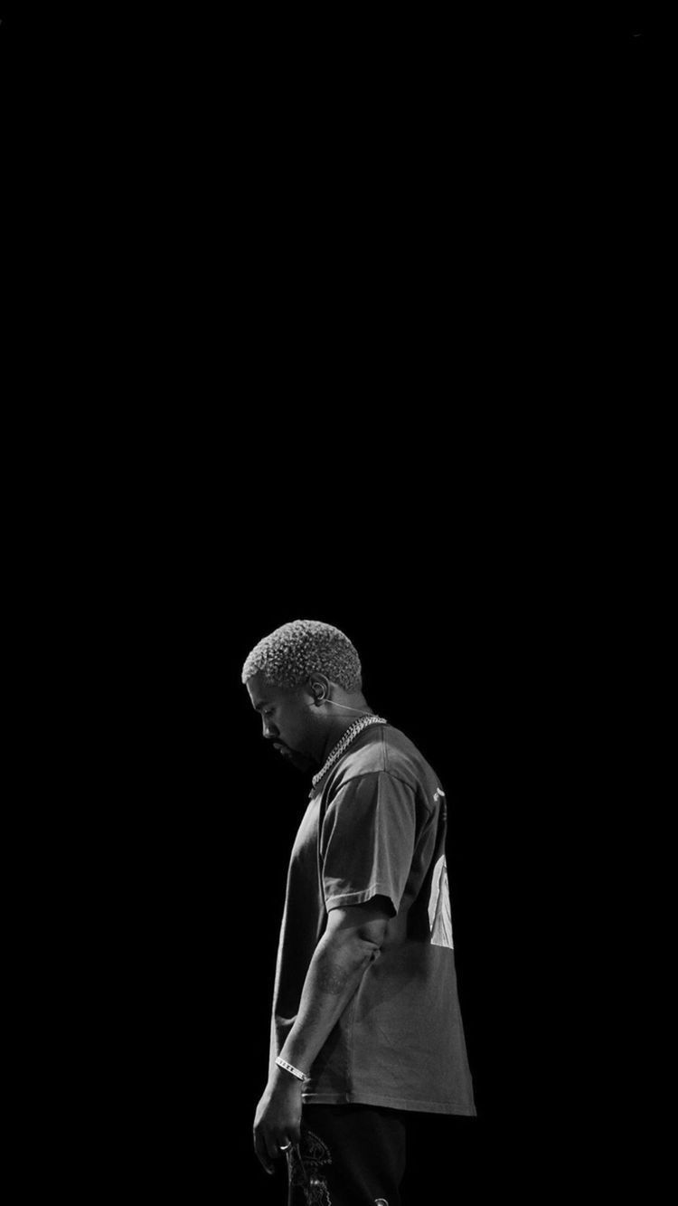Wall Kanye West Wallpaper Black And White Aesthetic Kanye West Style