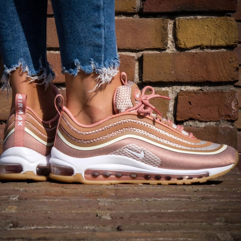 best sneakers 16af8 94aa7 Nike Air Max 97 Ultra Metallic Rose Gold | Nike Sportswear ...