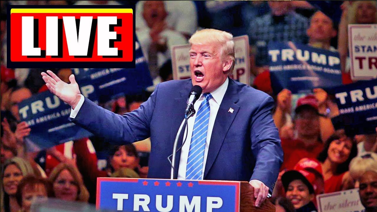 Trump live stream live chat donald trump potus news