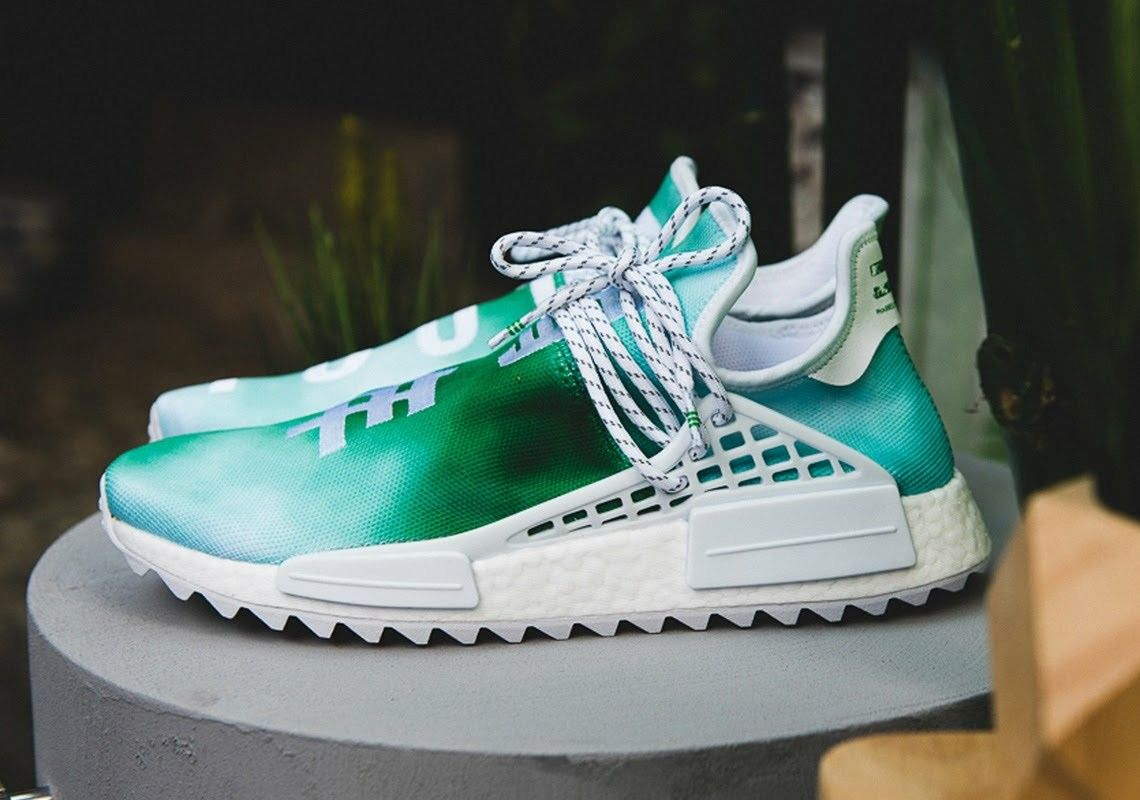 "more photos 8385d 74a76 Adidas NMD Hu ""China Exclusive"" - (Green, YOUTH) 