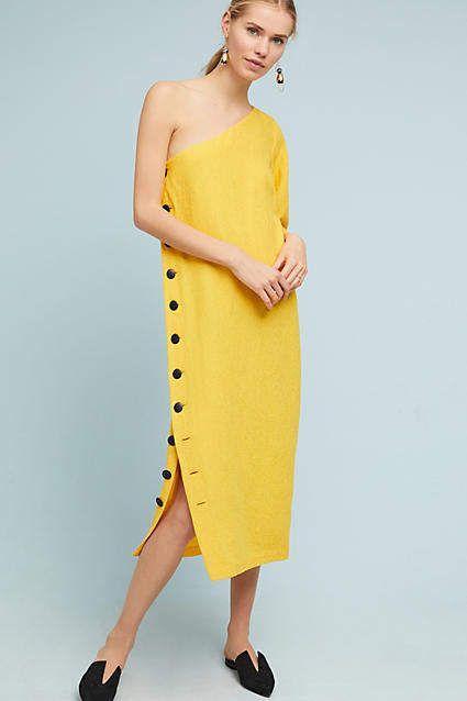 Mara Hoffman Emilie Asymmetrical Dress, #afflink