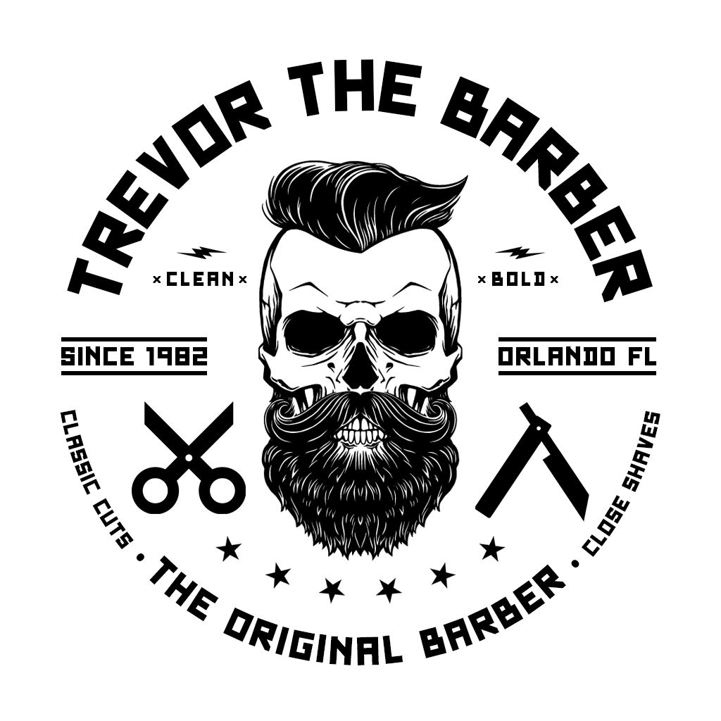 Classic Haircuts Close Shaves Trevor The Barber The Original