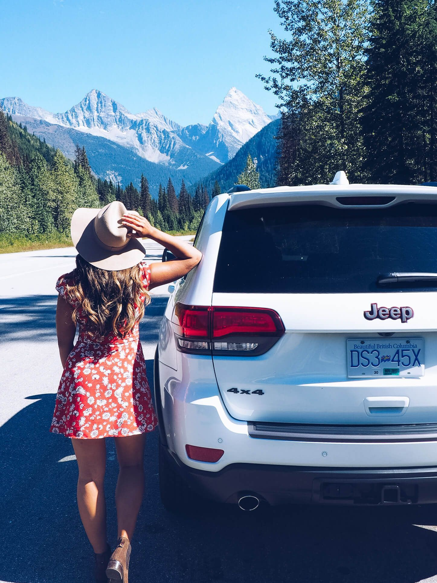 Road Tripping From Vancouver To The Rockies Road trip