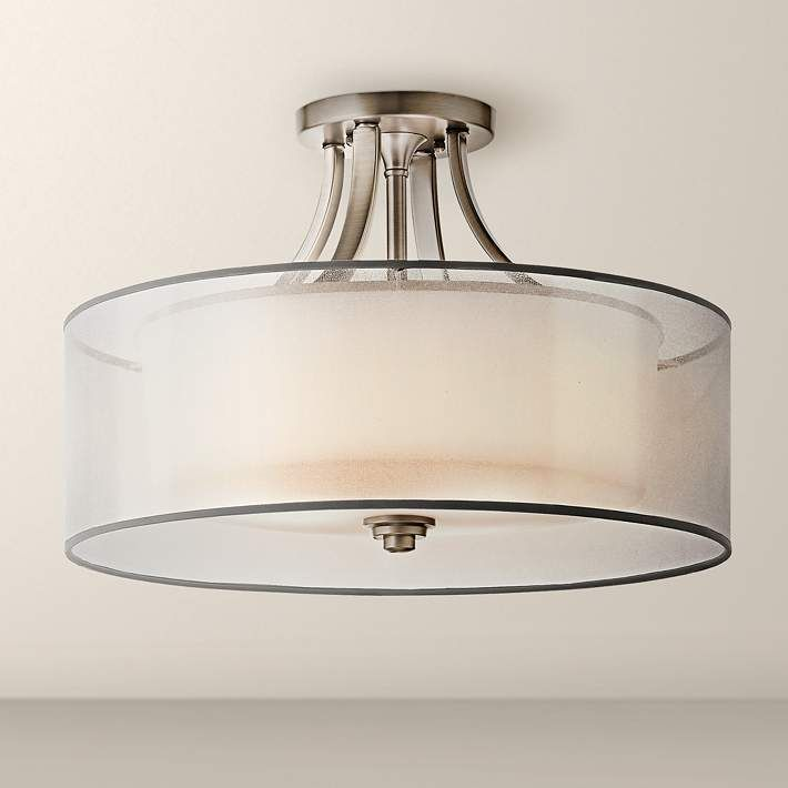 Kichler lacey 20 wide antique pewter ceiling light fixture kichler lacey 20 wide antique pewter ceiling light fixture aloadofball Image collections