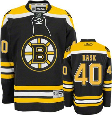 pretty nice b279a 45bad Boston Bruins Tuukka Rask Reebok Hockey Jersey | Hockey ...