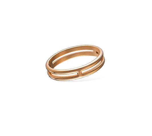 803fdcbb688c9 www.hermes.com, Hermes, wedding ring, gold ring, bride, bridal ...