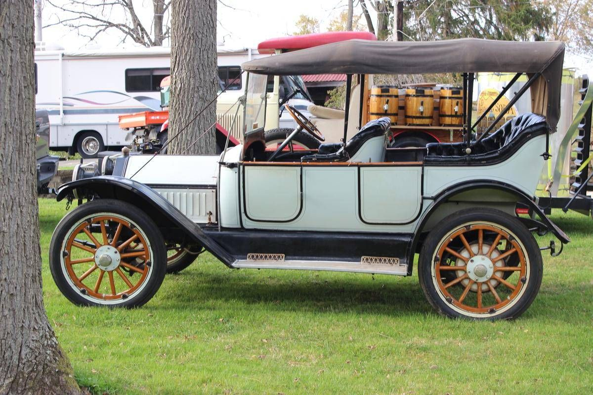 1913 Buick 25 Touring Car | Automobiles: Pre-World War I (1890s ...