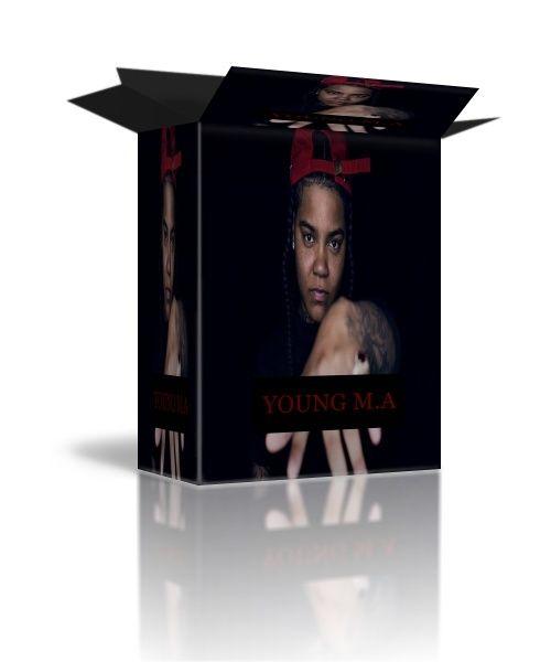 YOUNG M A Drum Kit ○ Free Download | trap | Drum kits