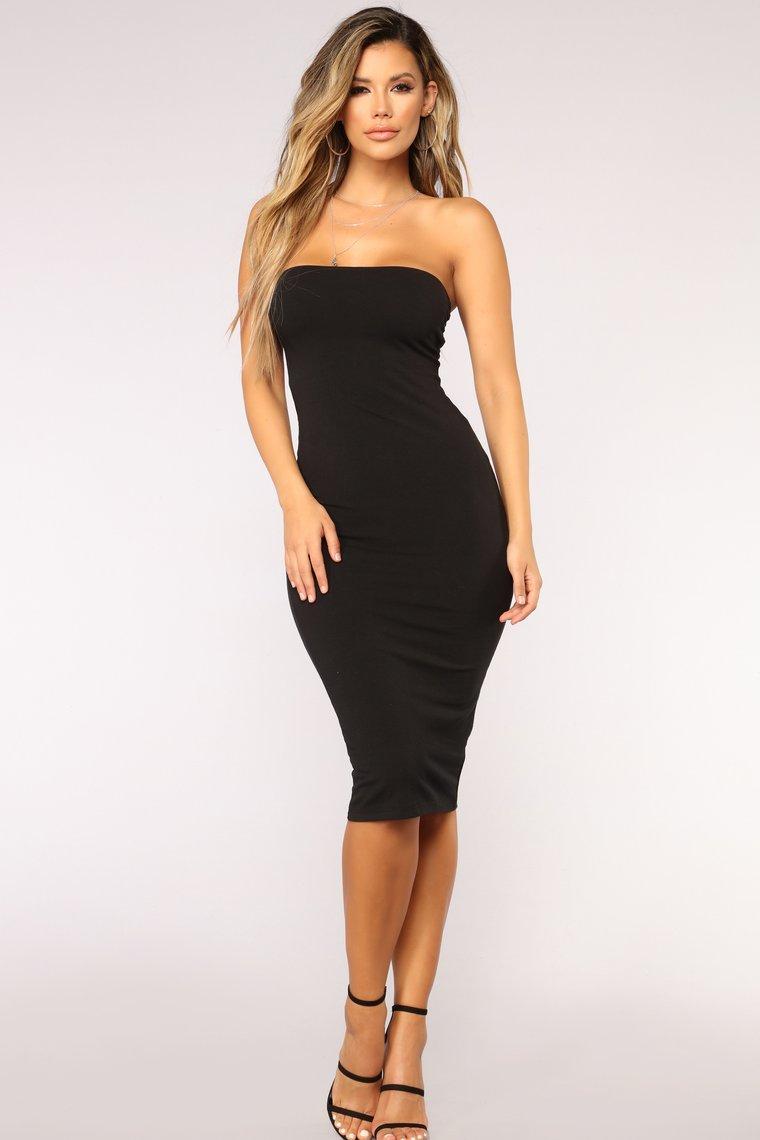 13+ Black tube dress info