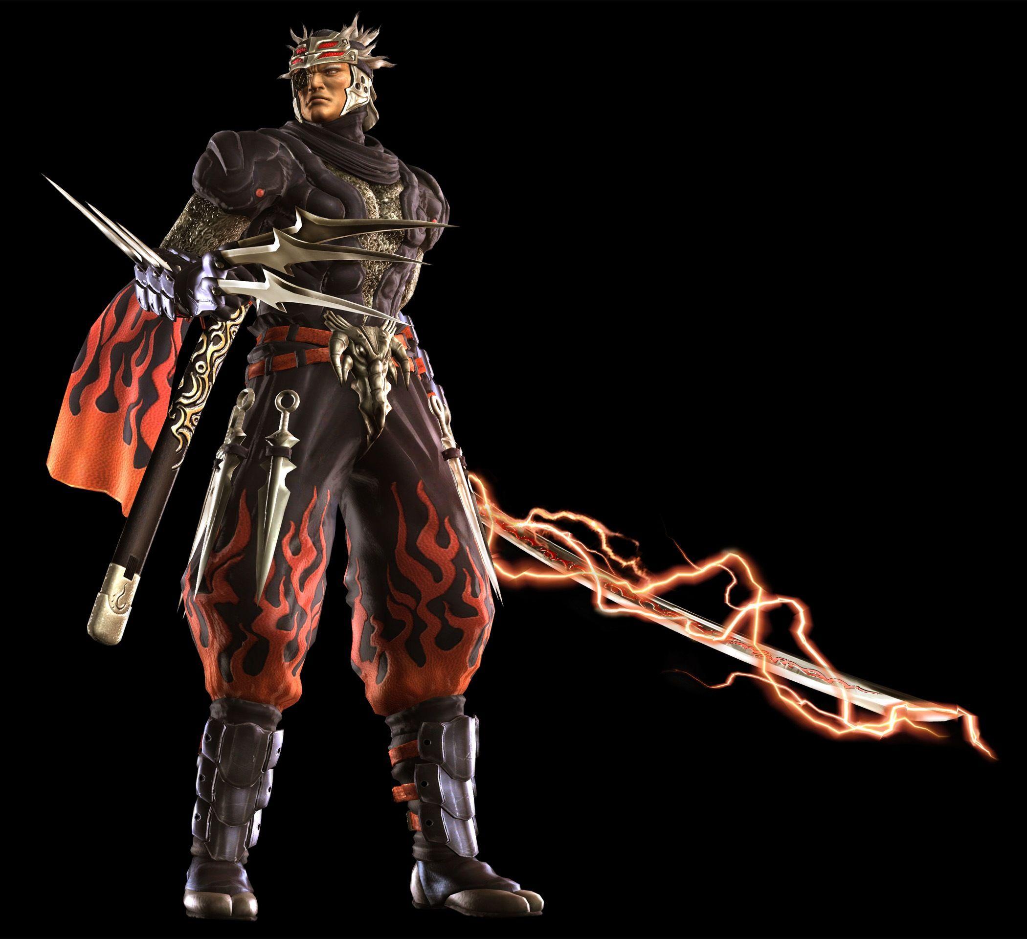 Genshin Ninja Gaiden Ninja Gaiden Ninja Ninja Games