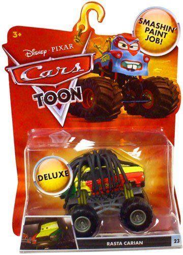 DISNEY PIXAR CARS DELUXE TOON TORMENTOR/'S BIGGEST FAN
