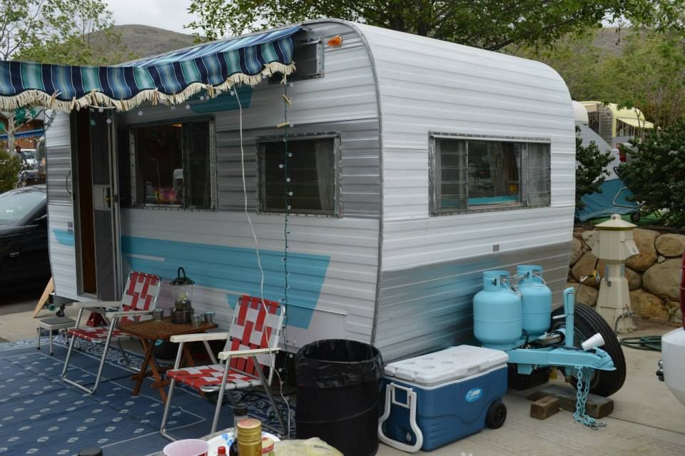 Pin by H&MGoldSilverMakeup on Campers, Trailers & RV's ...