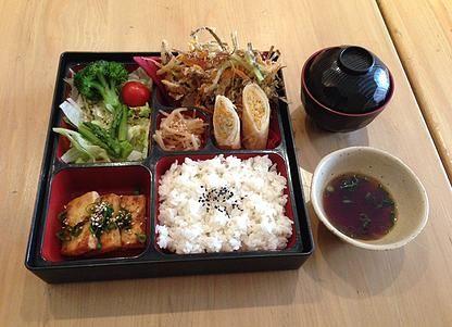 Itadakizen Uk Vegan Japanese Food Healthy Cafe Food