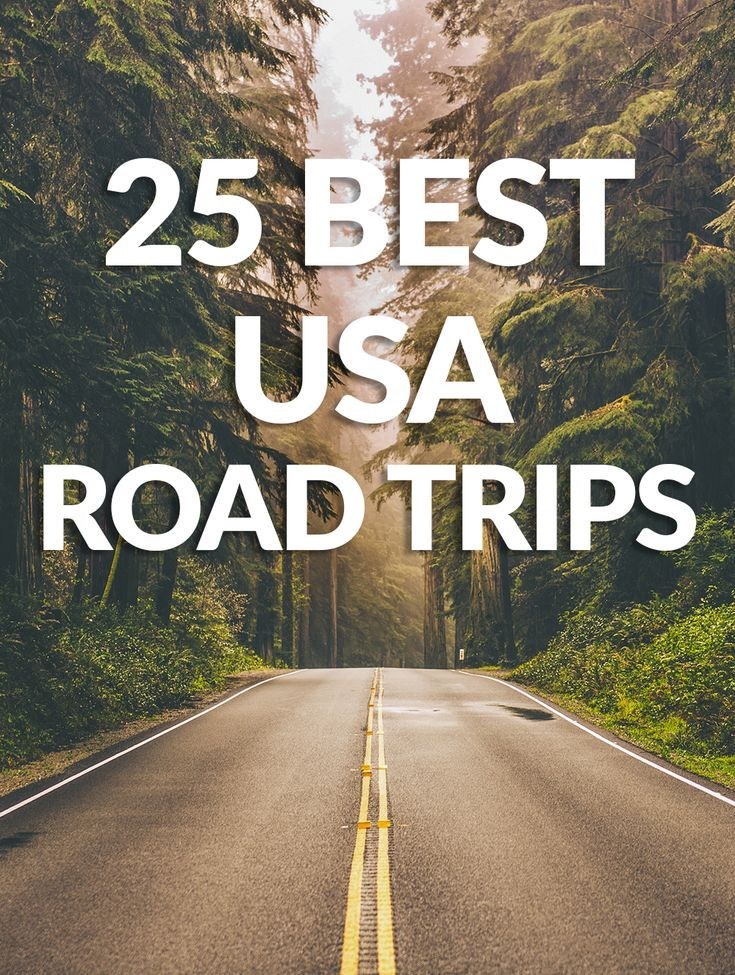 Photo of The 25 Best Road Trips in the USA | Wanderlust Crew