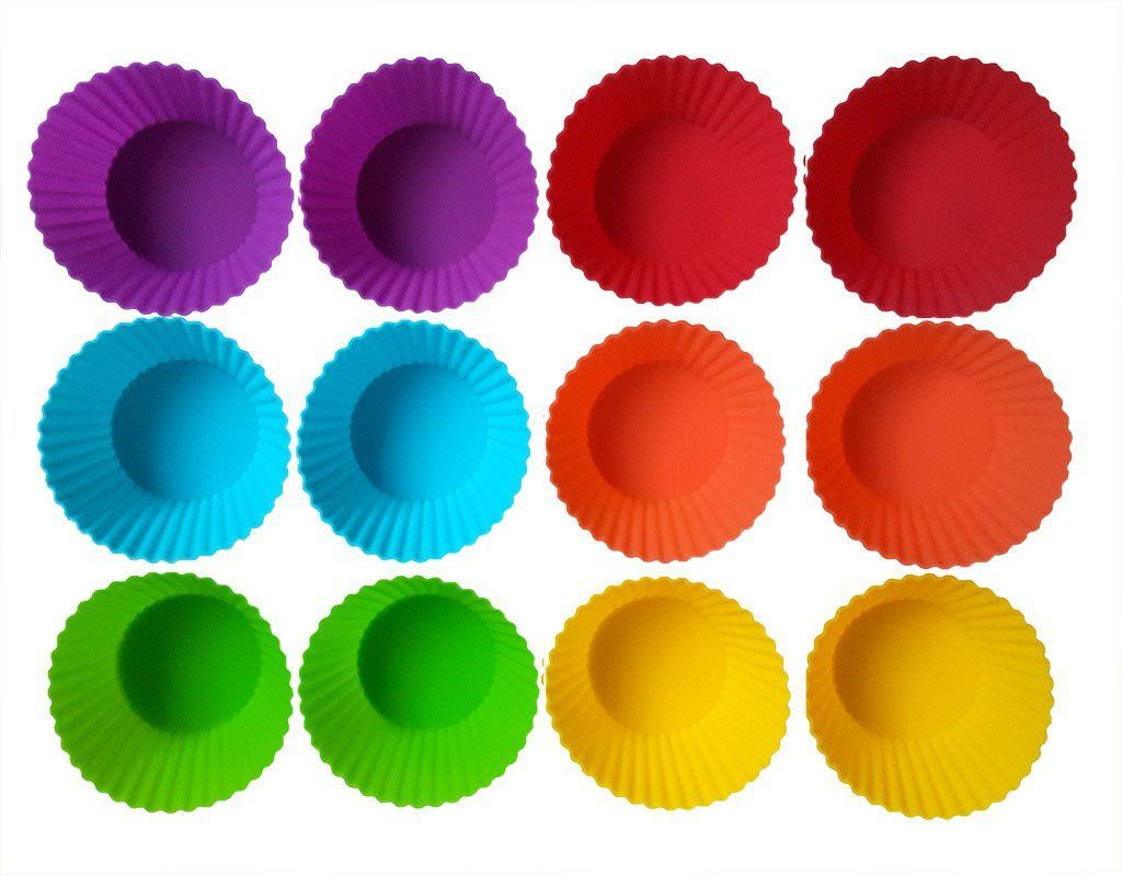 Joy of kitchen colorful silicone collapsible
