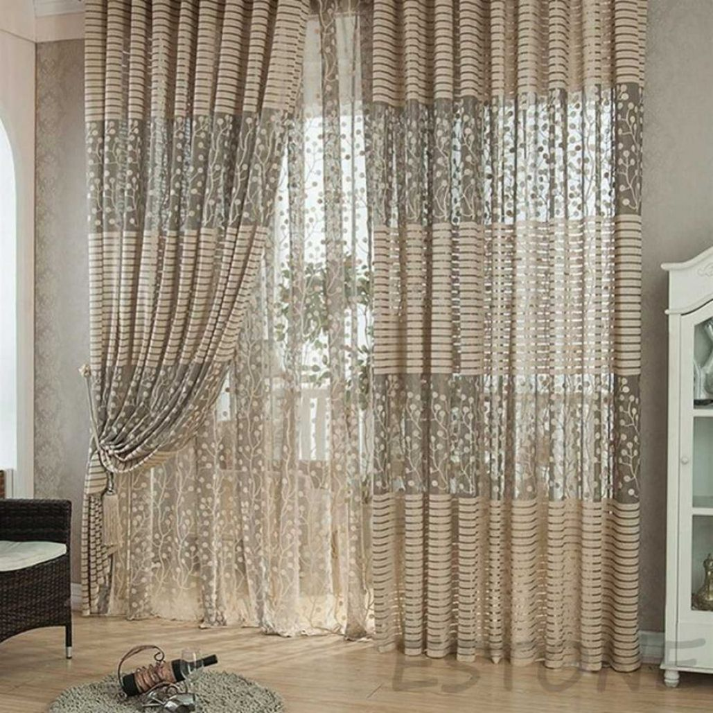 elgant rideaux salon rideau de salon moderne rideaux idees galerie avec idee deco - Idee Deco Rideau Salon