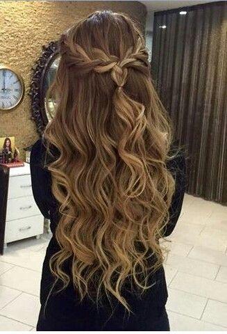 Cok Guzel Hairstyle Prom Hair Hair Hair Styles