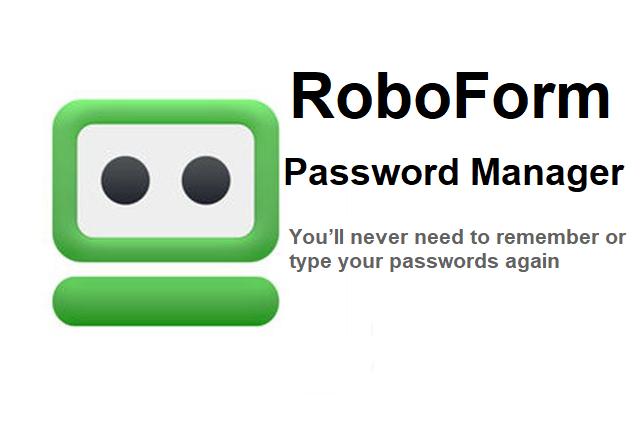 تحميل برنامج الحماية والجدار الناري وتذكر كلمات السر بكلمة مرور قوية Roboform تحميل برنامج تذكر وحماية كلمات المرور Ro Password Manager Gaming Logos