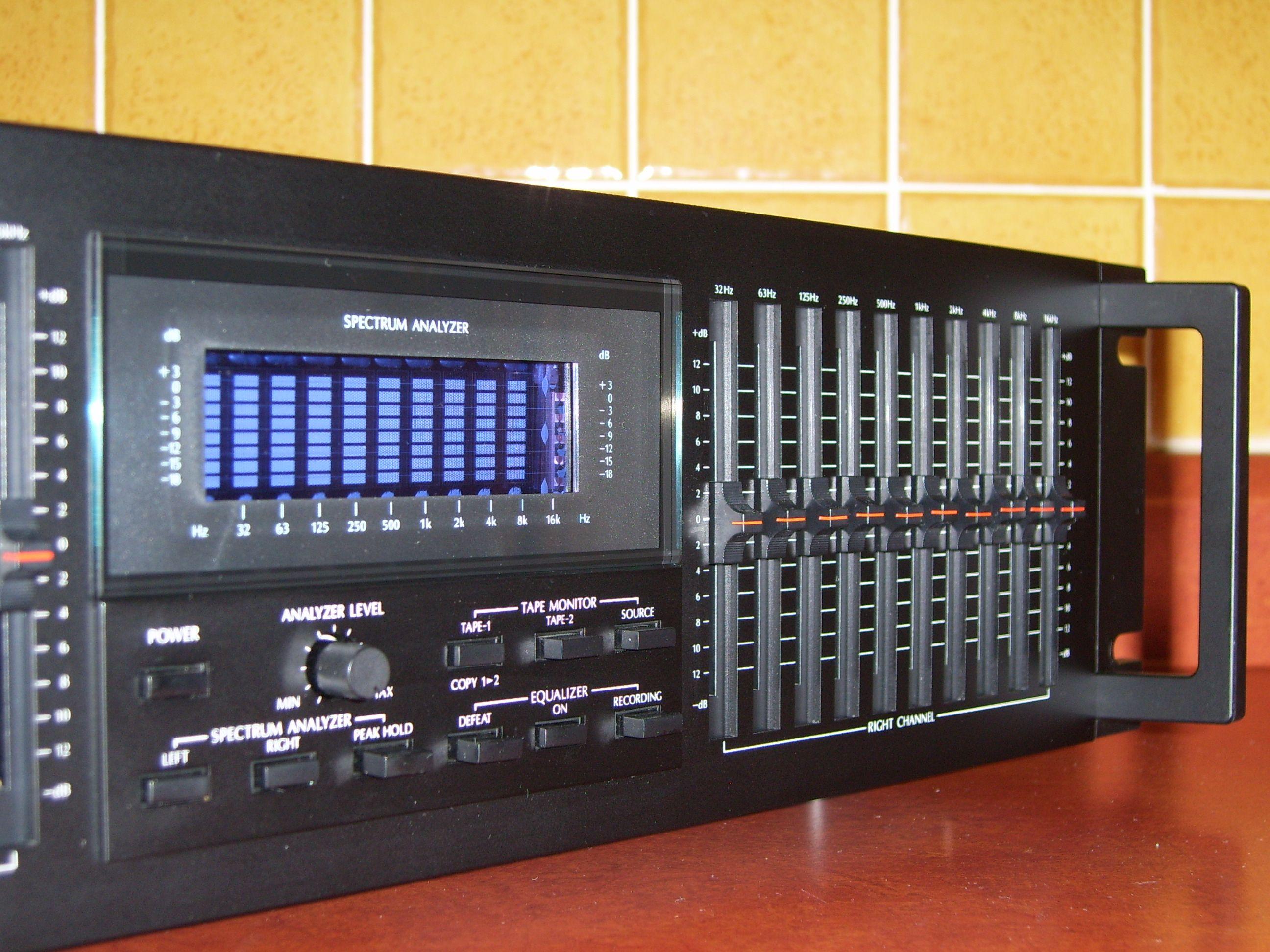 sansui se 8 equalizer high end vintage audio pinterest audio and audiophile. Black Bedroom Furniture Sets. Home Design Ideas
