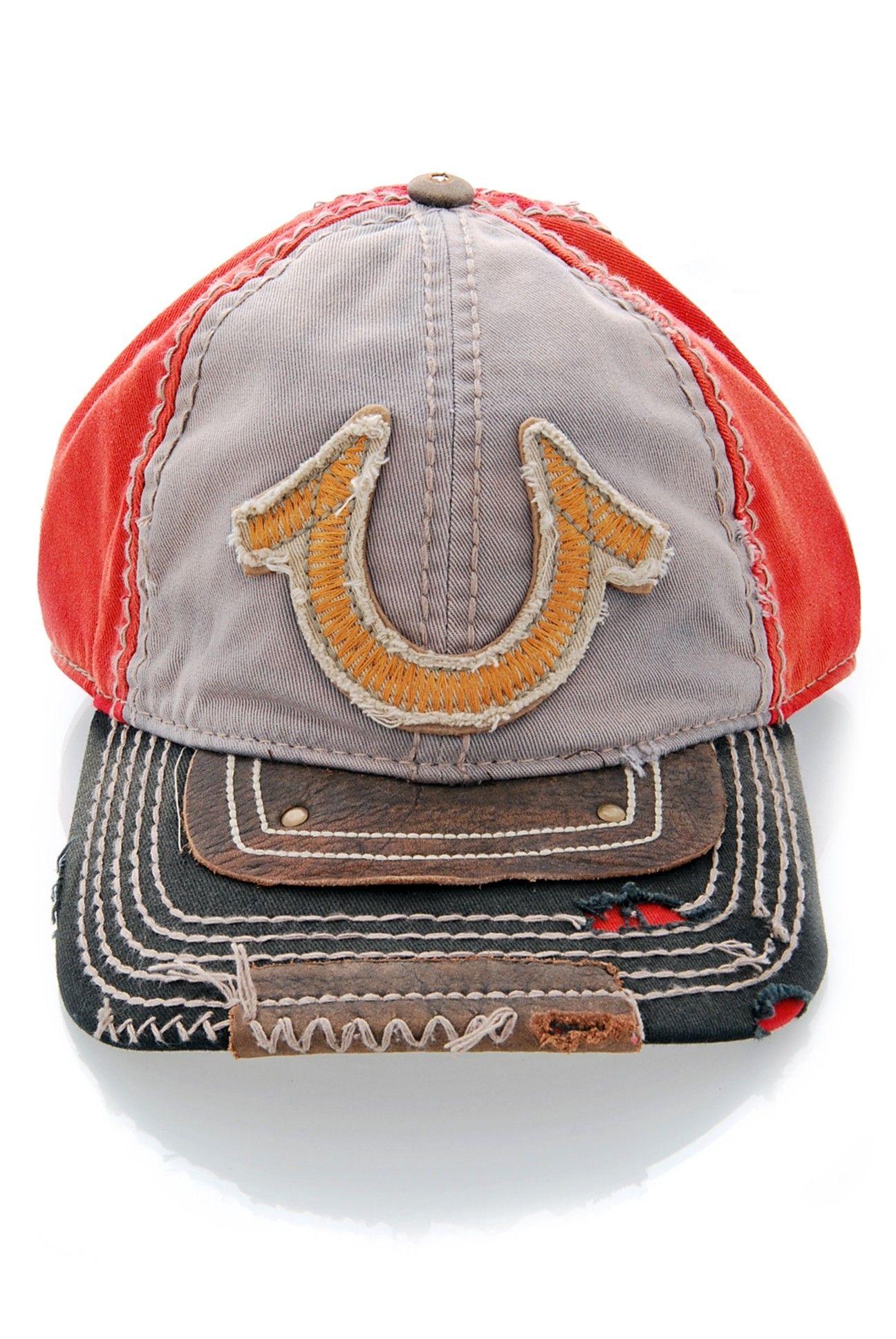True Religion Cap » Men s Designer Clothing   Brands  6113dc717c3c