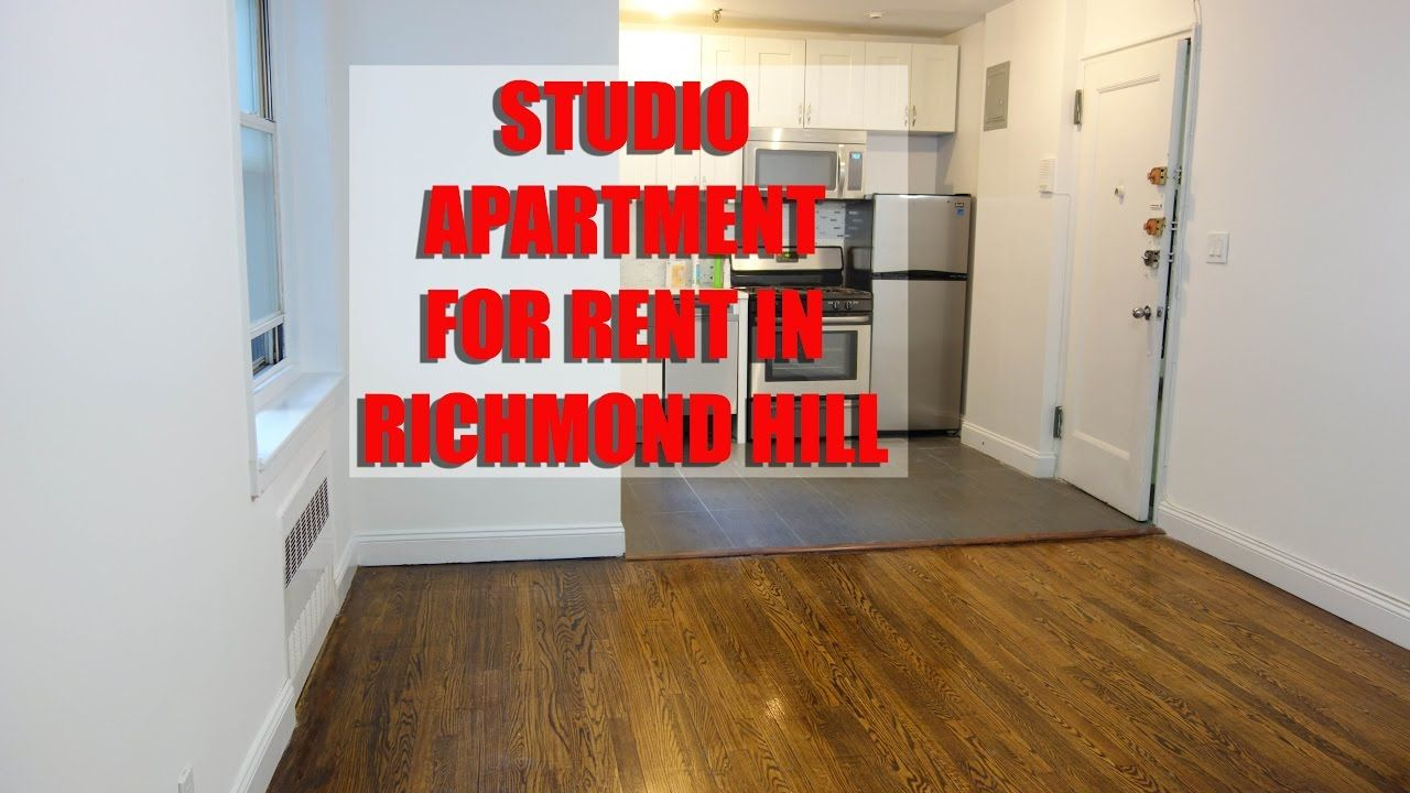 Pet Friendly All New Studio Apartment For Rent In Richmond Hill