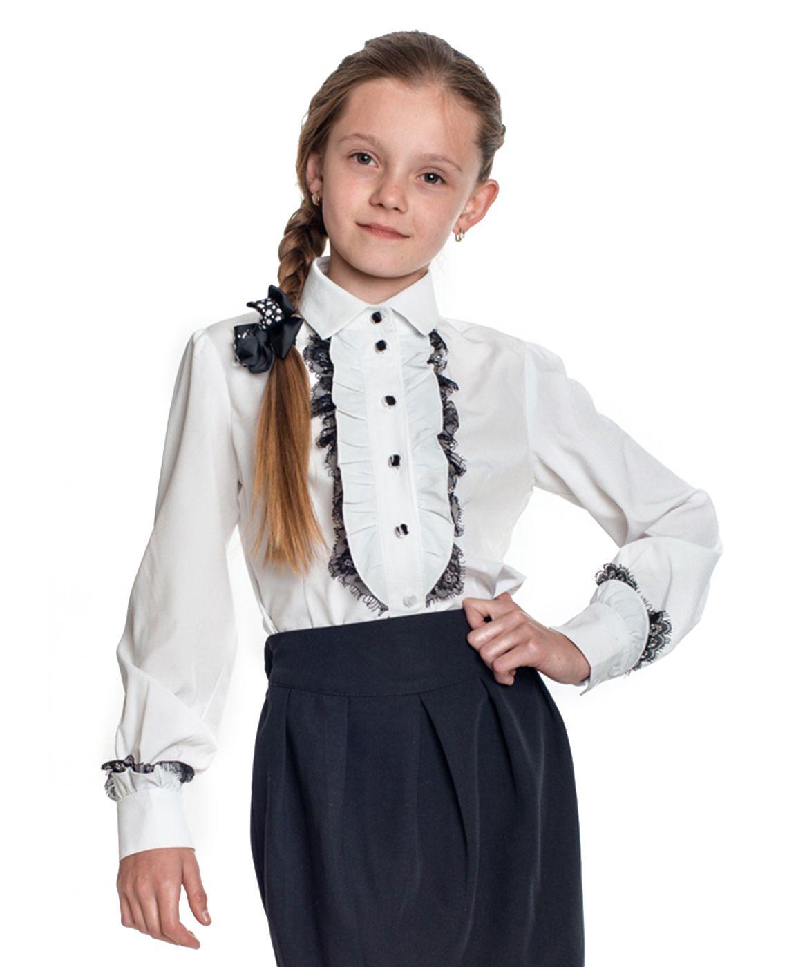 2255c37be7b Нарядная блузка LisaWeta со скидкой 43% (арт.19829984) — купить за 725  рублей на распродаже Mamsy.ru