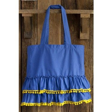 Team Spirit Ruffle Totes From Natural Life