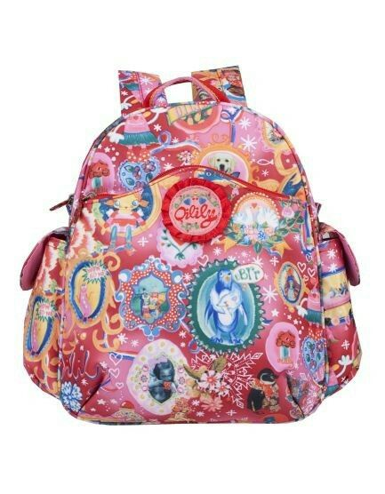 9701885efe2 Oilily backpack inspiration | Sewing Bags & Purses | Designer kids ...