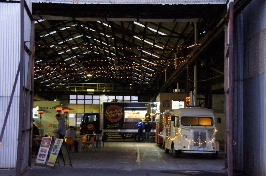 Hot dockyard food truck fridays 2 ann st williamstown
