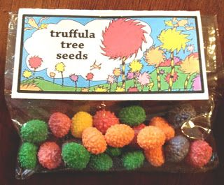 graphic relating to Truffula Seeds Printable identified as Pin upon Seussical Things