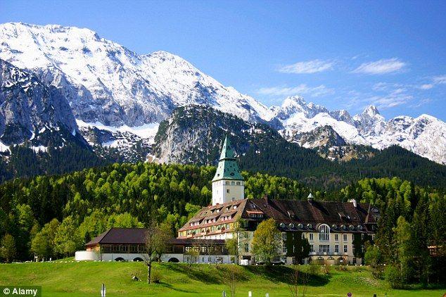 Holidays In Germany Stylish Schloss Elmau Is So Good It Deserves