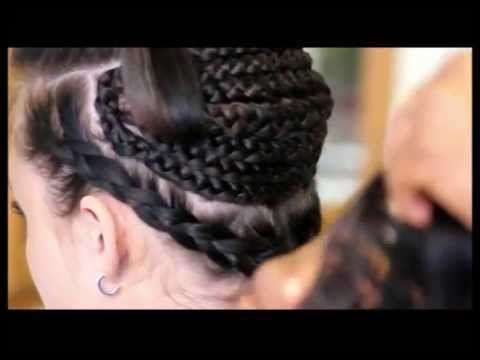 Tutorial full lace sew in on my twin blonde client european tutorial full lace sew in on my twin blonde client european hair african hair braidingweave extensionshair pmusecretfo Gallery