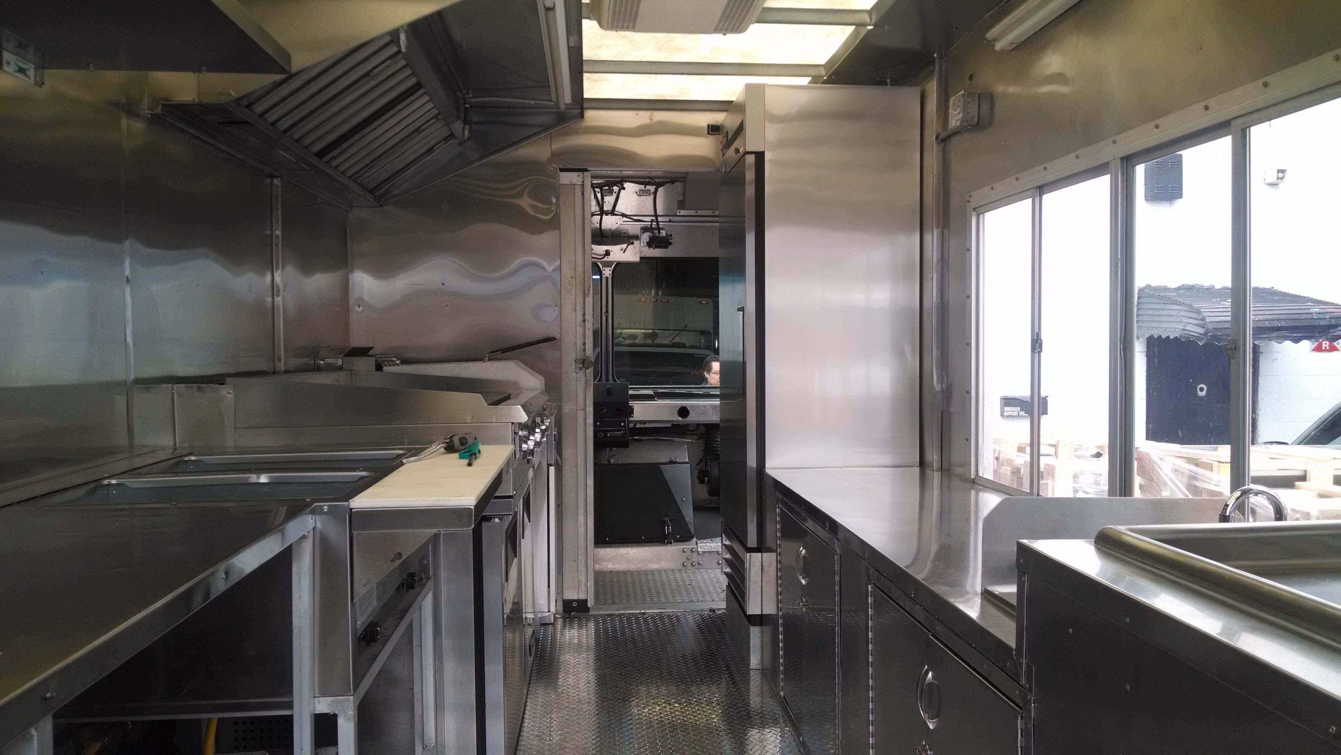 Uncategorized Food Truck Kitchen Design all equipment fabricated into our food trucks is brand new and comes with manufacturer warranties