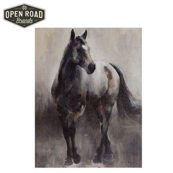 Standing Horse Canvas Wall Decor Hobby Lobby 1475219 Horse Canvas Painting Horse Art Horse Painting