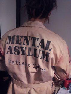 1000+ ideas about Insane Asylum Halloween on Pinterest