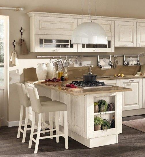 Idee per arredare una cucina classica nel 2019 | Arredamento ...
