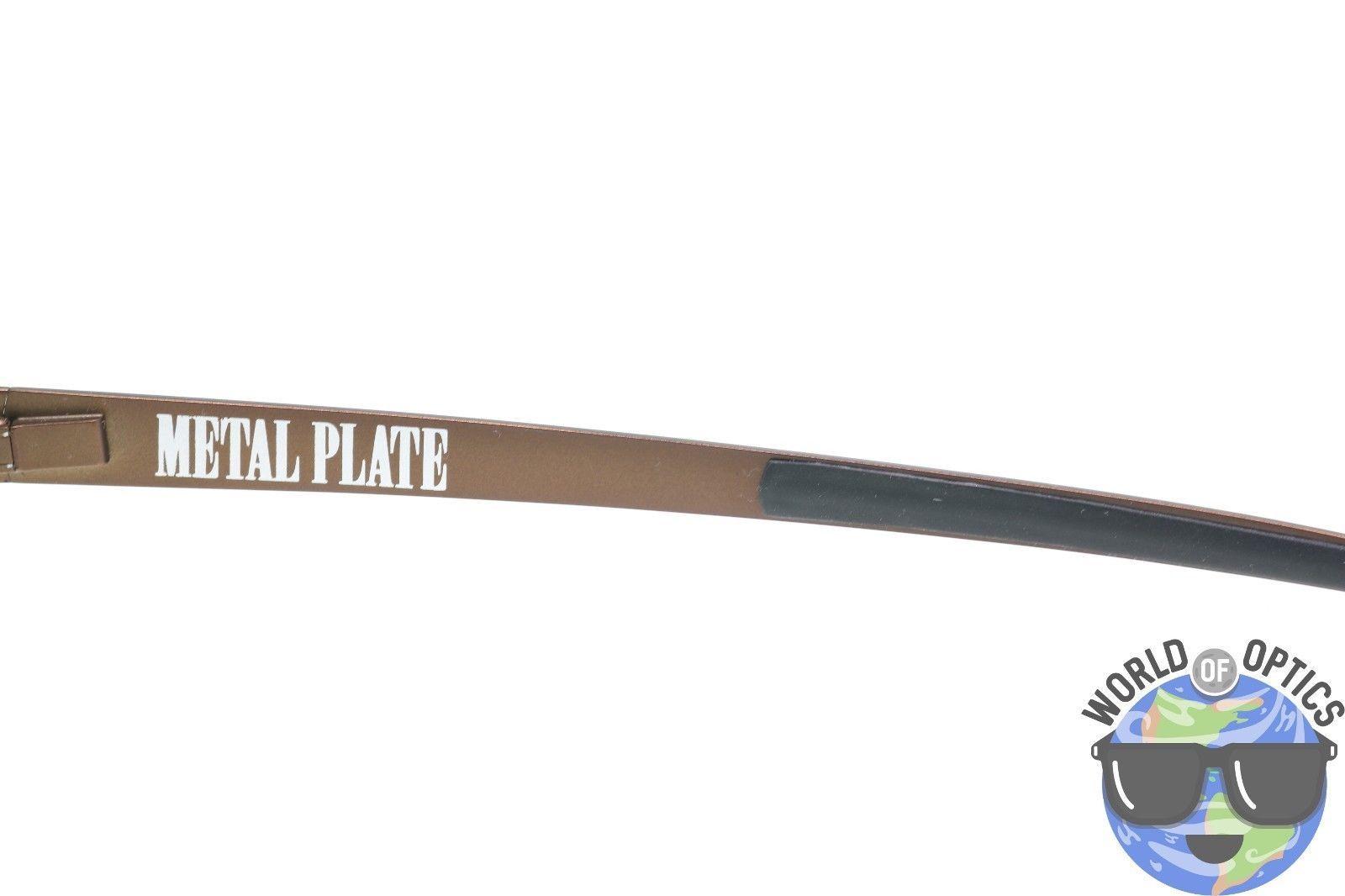 1c44c39fa9606 Oakley RX Eyeglasses OX5038-0455 Metal Plate Dark Brown Frame  55-18 ...