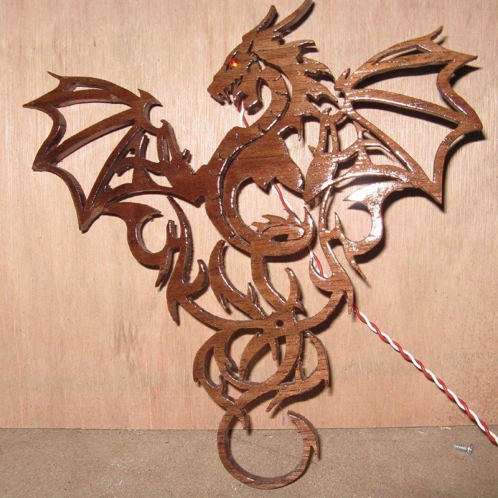 Dragon Scroll Saw Patterns - Bing Images | scrolling ...