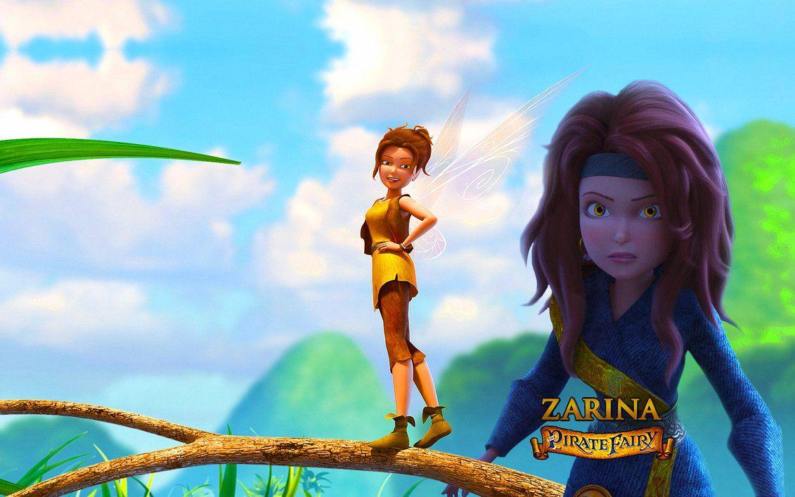 пласт картинки с феями пиратского острова область