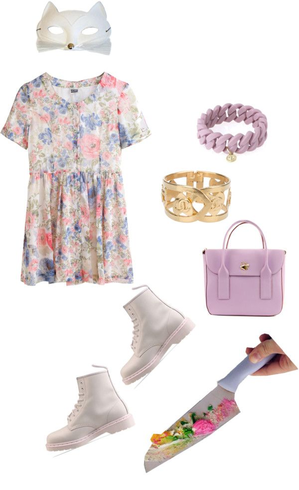 """Pure"" by amaliagr ❤ liked on Polyvore"