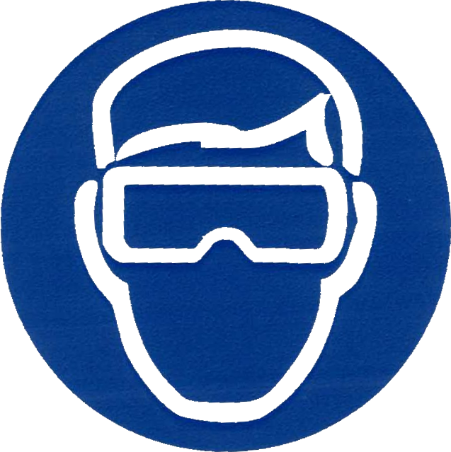 Science Safety Goggle Icon